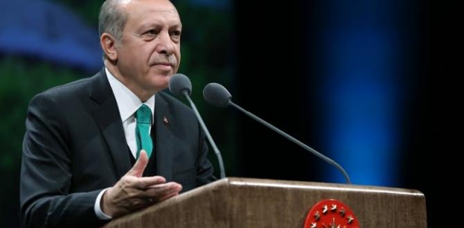 Erdoğan anket yorumu: Çok çok üzerinde olacak!