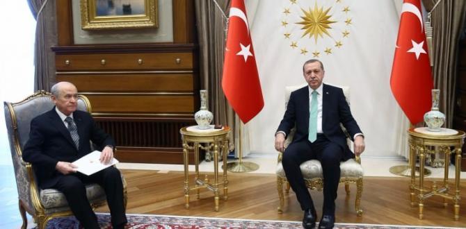 Erdoğan'dan Bahçeli yorumu