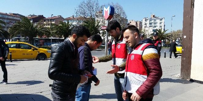 """İstanbul'da """"Kurt Kapanı 2"""" operasyonu"""