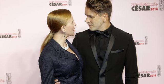 Scarlett Johansson-Romain Dauriac çifti arasında soğuk savaş başladı