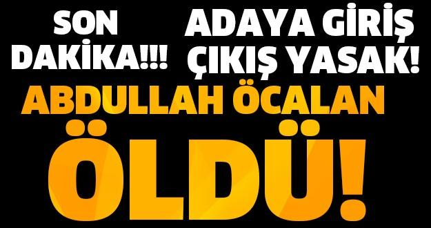 Abdullah Öcalan Hakkında.