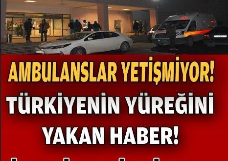Tüm Türkiye'nin yüreğini yakan haber Nevşehir'den geldi