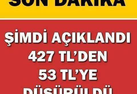 TÜRKİYE'Yİ SEVİNCE BOĞAN HABER