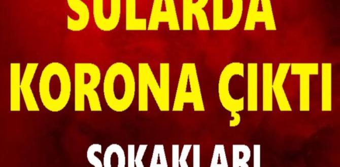 Sulara Koronavirüs Karışmasıyla Birlikte Sokaklar Fena Karıştı