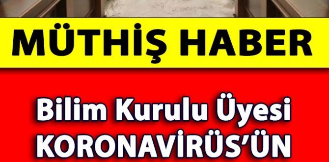 Türkiye'de Biteceği Tarih Açıklandı