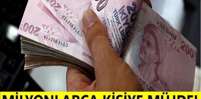 Başvuran herkese Bin lira maddi destek ! İşte başvuru yeri.