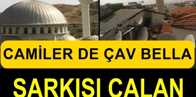 Camilerde Çav Bella Șarkısı Çalan Bakın Kim Çıktı!