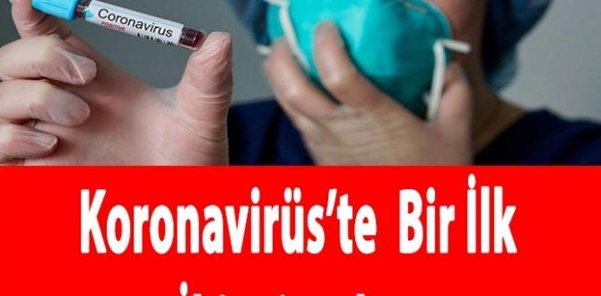 Koronavirüs'te İlk İkinci Dalga Geldi