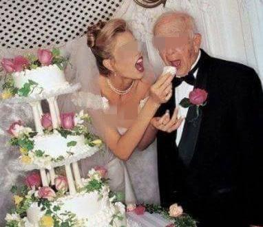 70 Yaşındaki Adam İle Evlenmek İsteyince