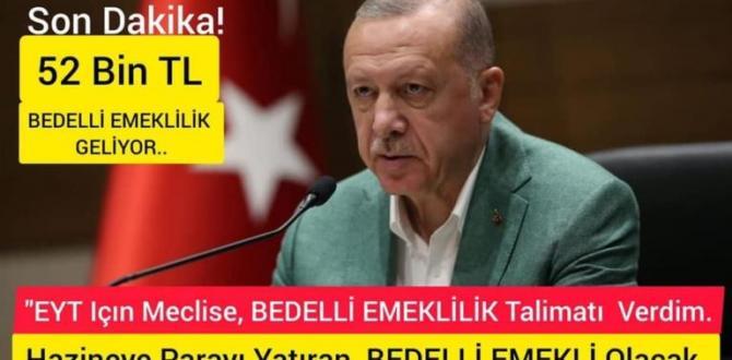 Son dakika ! Erdoğan talimatı verdi !