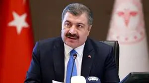 Sağlık Bakanı Fahrettin Koca'dan Türkiye'yi Yasa Boğan Haber