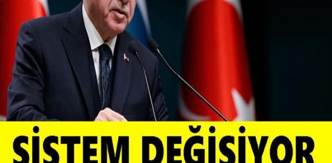Sistem Değișiyor: İstanbul, Ankara ve İzmir 4 Yıl Șartı Geliyor!