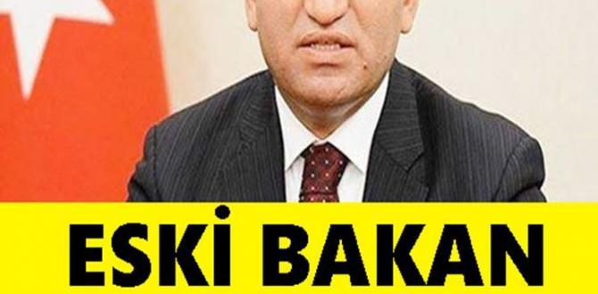 Eski Bakan Bekir Bozdağ'dan Kötü Haber!