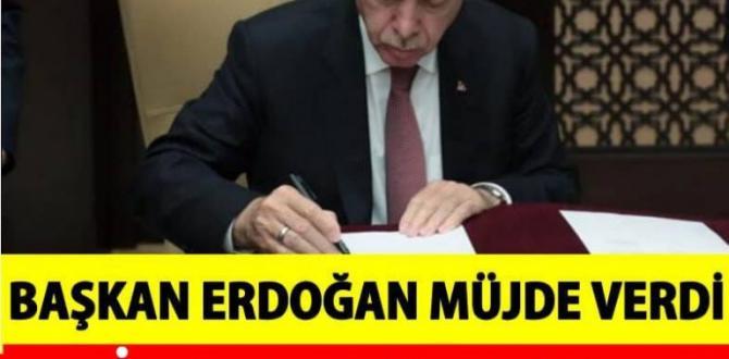 Erdoğan Açıkladı: Hane Başına 1000'er Lira Destek Ödeme Tarihi Belli Oldu!