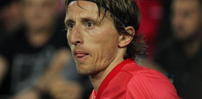 Luka Modric kriz çıkaran Abramovic ile görüşme anını anlattı