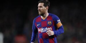 Messi için müthiş transfer iddiası! Premier Lig'e gidiyor…