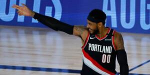 NBA'de son play-off bileti Portland'ın